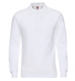 104TBJ促销款空白长袖POLO衫可印花
