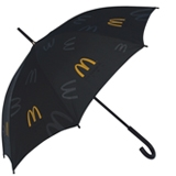 直杆弯柄伞-广州礼品公司
