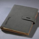 记事本活页笔记本 搭扣笔记本 32K 支持logo定制