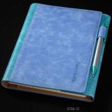 记事本线圈笔记本变色 PU 革32K(207mm*142mm)【商务礼品】