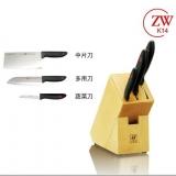 双立人ZW-K14 TWIN Point 插刀架四件套