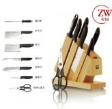 双立人ZW-K18 TWIN Point 插刀架八件套