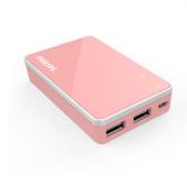 移动电源 飞利浦DLP6063双USB 12000mAh