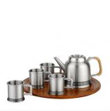 皇家泰芝宝 回纹茶具     TS016-2(双杯) TS016-4(四杯)