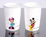 迪士尼新骨瓷杯