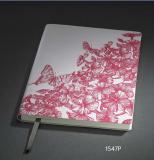 彩色封面贴心平装记事本 精装笔记本 32K 支持定制logo