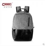 CHOOCI雅哲英伦电脑双肩包  CY0118-商务礼品