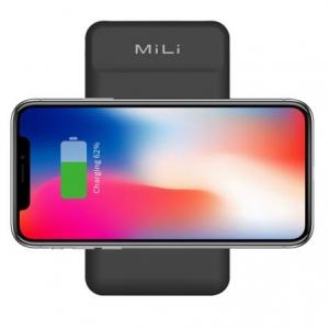 MiLi无线快充移动电源 8000mAh