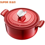 苏泊尔 珐琅铸铁锅·经典圆形炖锅 FLT22A1