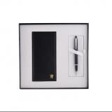 公爵(DUKE)  礼品套装  钱包+钢笔套装
