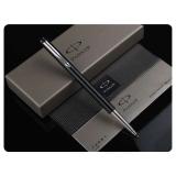 派克签字笔威雅胶杆黑色宝珠笔