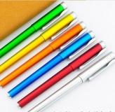 周鲁白  彩色中性笔 签字笔  -广告促销礼品