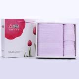洁丽雅毛巾面巾长绒系列(六)
