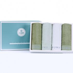 洁丽雅毛巾面巾竹语系列(四)