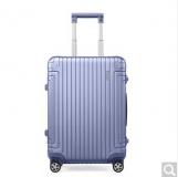 新秀丽经典铝箱登机行李箱  20寸-紫色 DB3*81001