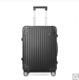 新秀丽经典铝箱登机行李箱  23寸-黑色 DB3*09002