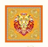 奥罗拉丝巾方巾 66*66cm B2系列-礼品定制